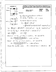 321_Mechanics Homework Mechanics of Materials Solution