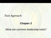 Chapter 2 Traits_S