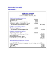 Chapter 4   The Income Statement and Statement of Cash Flows37