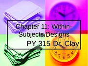 chapter 11_Clay slides