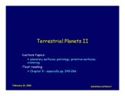 L13GH09_Terrestrial_Planets_II-_Surfaces