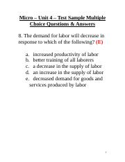 MC Questions & Answers Micro 4.doc