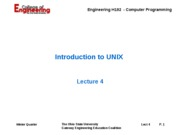 Lecture 04 - PC & UNIX Login - 08