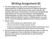 Writing Assignment -1
