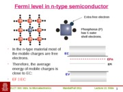 ELCT363_Lecture13_FermiLevel_in_DopedSemiconductor_CarrierMobility