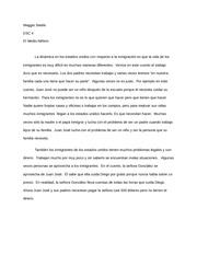 El zarco essays