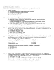 BMGT 220 Chapter 11 Practice Questions