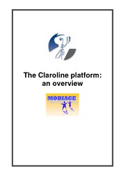 Claroline Technical Draft