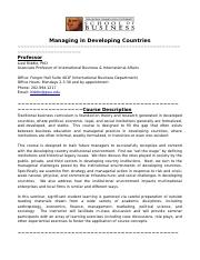 IBUS 4402.10 Managing in Developing Countries Syllabus 2016-5.docx