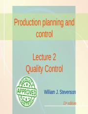 Lecture 2 Quality control.ppt