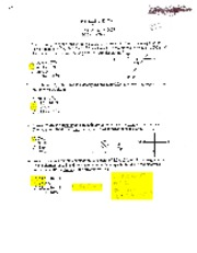 physics test 3 b