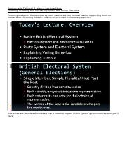 Democratic Political Systems Lecture 9.docx