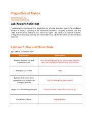 Lab 8 - Lab Report Assistant -  Properties of Gase.docx