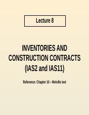 Lecture 8 - Inventories and Construction(1).pptx