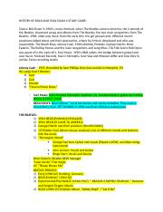 HISTORY OF ROCK AND SOUL EXAM 2 STUDY GUIDE.docx