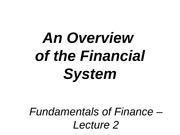 Lecture-2-An-Overview-of-the-Financial-System