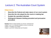 Business Law -Lecture 2