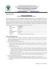 Dokumen Tips Contoh Visum Luka Docx Kementerian Kesehatan Ri Direktorat Jendral Bina Upaya Kesehatan Rumah Sakit Umum Pusat Sanglah Instalasi Course Hero