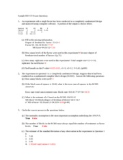 Sample IEE 572 Exam Questions_solved