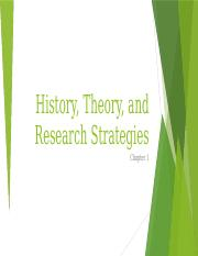 History, Theory, and Research Strategies Student Slides.pptx