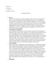 englands queen elizabeth i essay