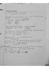Exponential Factors Notes