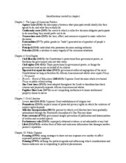 Expanded Study Guide Political Sc.-1