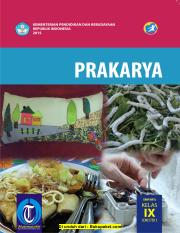 2013 kelas 9 buku prakarya pdf kurikulum