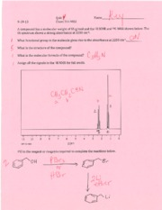 Quiz 4 with Key corrected
