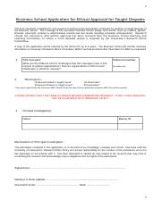 Business School Application for Ethical Approval for Taught Degrees-3
