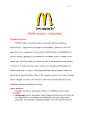 mcdonalds v s burger king analysis Burger king vs mcdonald this case study burger king vsmcdonald and other 64,000+ term papers, college essay examples and free essays are available now on reviewessayscom autor: review • april 1, 2011 • case study • 976 words (4 pages) • 969 views.