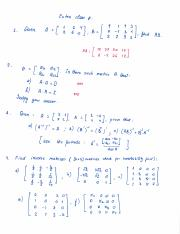 Class#8-problems with answers