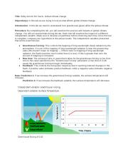 Global Climate Change Lab.docx