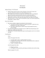 Reformation Study Guide Talia Version 1 (1).docx