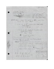 Lecture Notes - Combinations