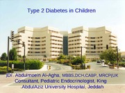 type 2 diabetes.L-28 medical students-white & blue colors