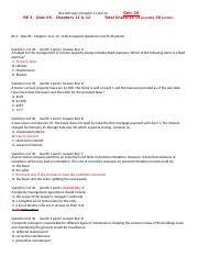 Rea 003 Quiz 6 Chapter 11 and 12.docx