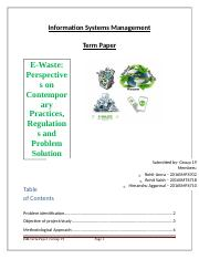 ISM Term paper (1)