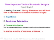 Lectre 2 on Important Tools of Analysis