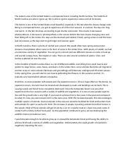 BIO 1302 unti VII quiz docx - BIO 1302-17B-5 Ecology and the
