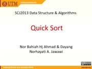 ds and algrthm ocwChp5_2QuickSort
