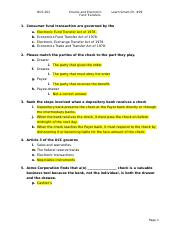 Learn Smart - Chapter 29  multiple choice