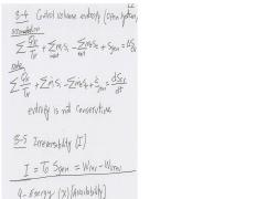 Thermodynamics notes 3 of 4