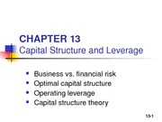 Chapter 13 adjusted.ppt