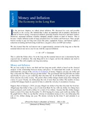 Chapter 09+_Money+and+Inflation_