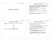 Lecture Notes 2