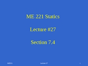 Lecture 27 sect 7.4