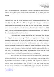 Pablo picasso biography essay