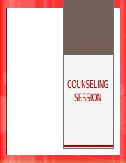 COUNSELING SESSION.pptx