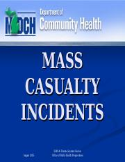 Mass Casualty Incidents.ppt